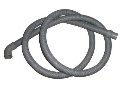 Tubo scarico con pipa - Tubi carico e scarico lavastoviglie e lavatrice