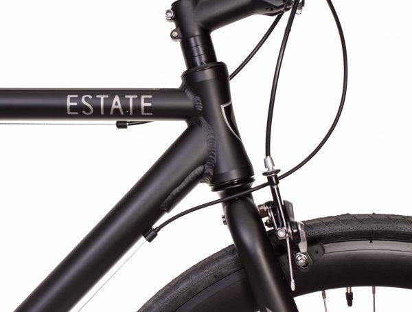 Bicicleta Crest Estate 7 velocidades – Negra Mate - FIXIES