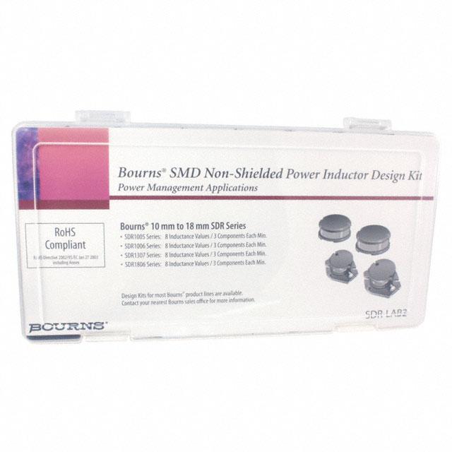 INDUCTOR POWER DESIGN KIT SMD - Bourns Inc. SDR-LAB2