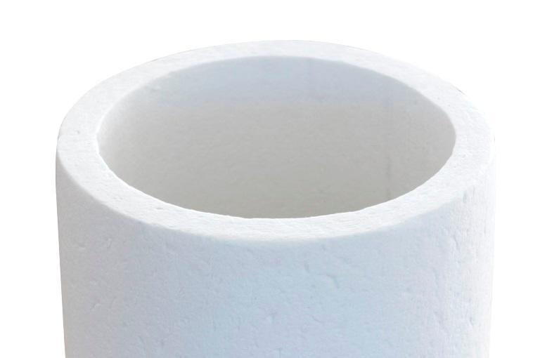 TERMOIZOLACJE - Taśmy, tkaniny i tektury termoizolacyjne, wyroby formowane próżniowo - CV