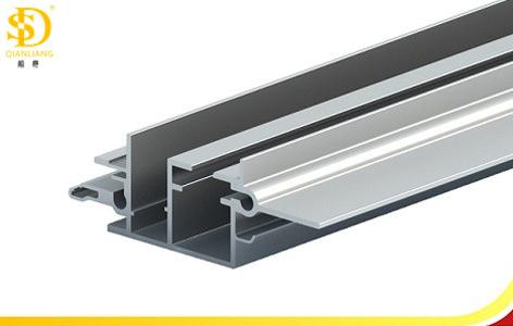 Aluminium rails for sun roof - Aluminium rails for sun roof in automobile car
