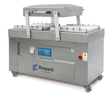 machines - vacuümklok - RV-DC640 Dubbele vacuümklok