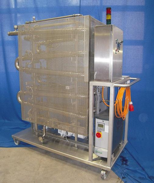 Jam heater I Tempering unit for chocolate - Heating system for jams and marmalade I Tempering unit for chocolate