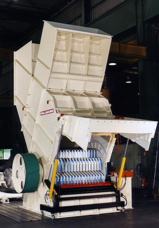 Impact hammer mill - Type PHPS - Energy Production