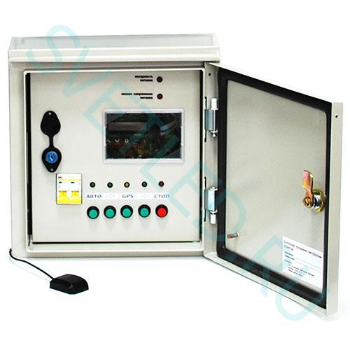 Контроллер светофорного объекта КСО12-3-GPS, КСО220-3-GPS -