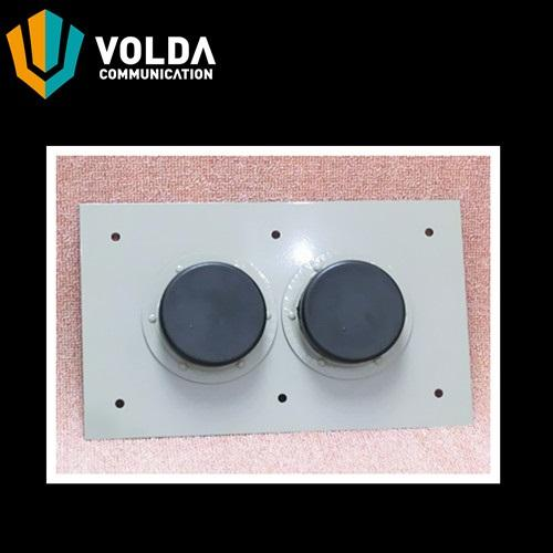 Cable Entry Wall Plates - Cable Entry Ports