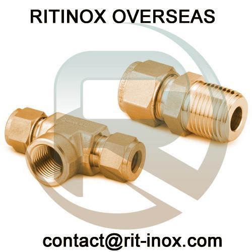 Brass Connector NPT Metric Series -