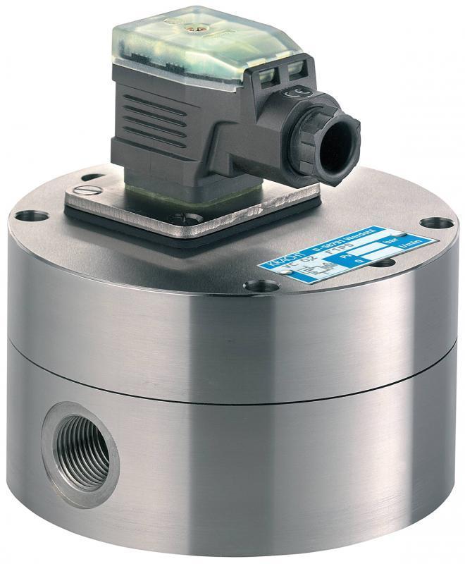 Caudalímetro de engranajes VC - Optimización según la aplicación mediante series específicas para cada medio