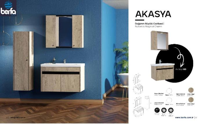 mobilier de baie - producator de mobilier de baie