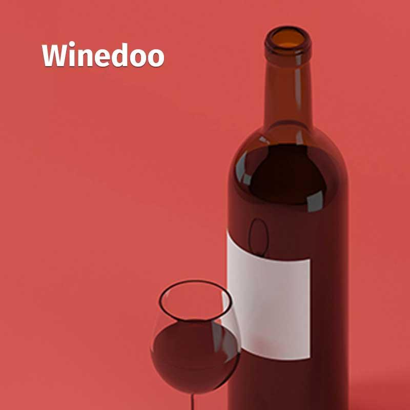 Winedoo - UI/UX Design
