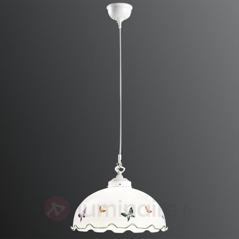 Décor papillon - suspension Nonna - Cuisine et salle à manger