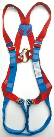 2 COLOR ADJUSTABLE HARNESS - Equipment / Luggage Fall Prevention