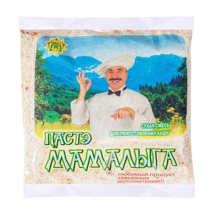 Dry mixture for cereal cooking - Mămăligă