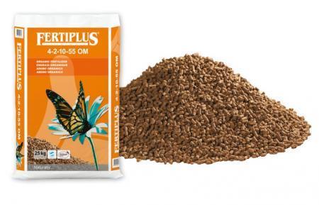 Organic Compound Fertilizer 4-2-10 - Biological fertilizers
