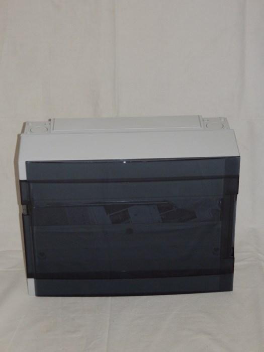 Boîte à fusibles Fix-O-Rail 150 1 rangée 18 modules - Armoires, coffret, boitier