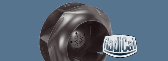 dans les pompes à chaleur air/eau - RadiCal