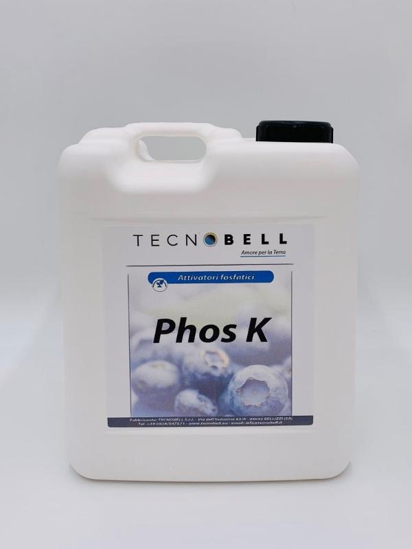 PHOS K- Induttore di Resistenza Concimi PK - ATTIVATORI