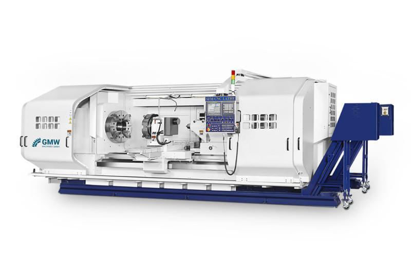 CNC Turning Lathes - Horizontal Turning Lathes