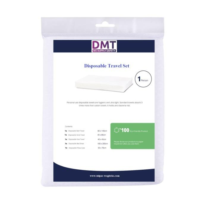 Disposable hotel travel set - Disposable hotel travel set  disposable  hotel  bed sheet bath towel hand towel
