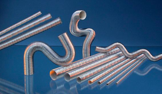 Heat Protection Tubes - Heat & Energy Components