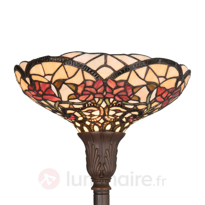 Lampadaire Kayla style Tiffany - Tous les lampadaires