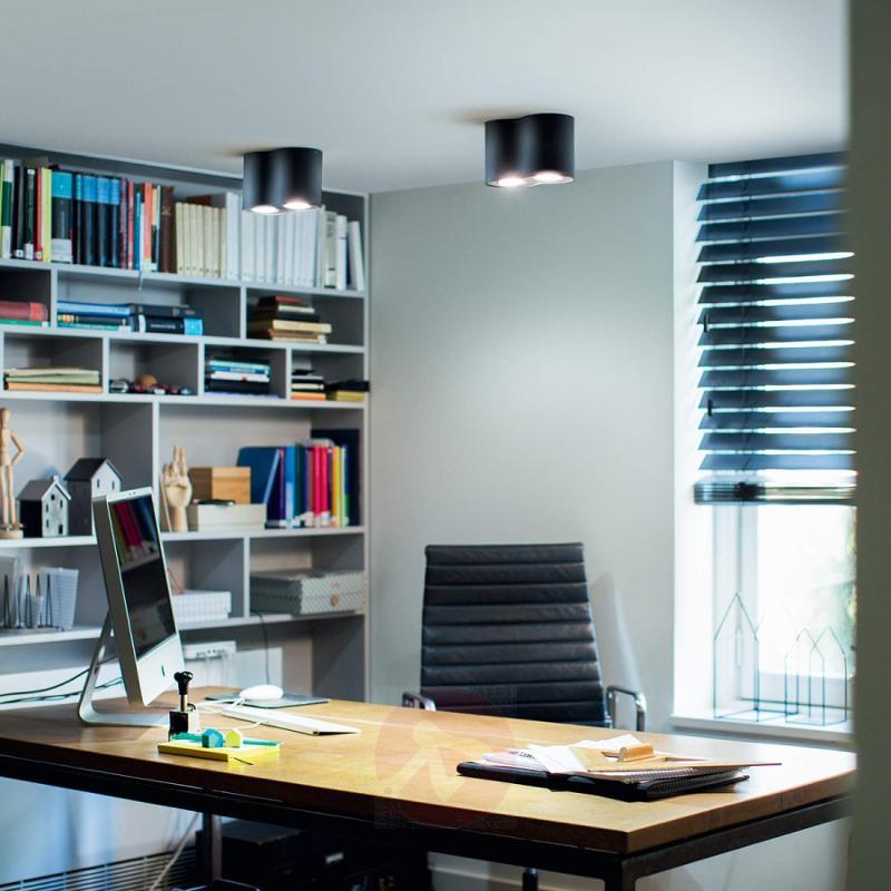 Philips Hue LED spotlight Pillar, 2-bulb, - indoor-lighting