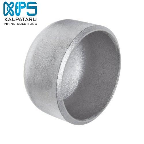CAPS  –  END CAPS  - DISH END - PIPE FITTINGS  - PIPE CAPS  / BUTTWELD CAPS  / ANSI B16.9 –ASME B16.9 / BUTTWELD FITTINGS