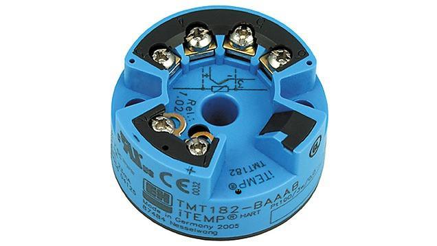 iTEMP TMT182 Transmisor de temperatura para cabezal -