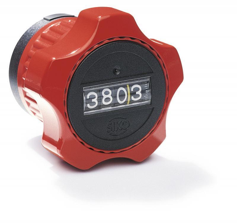 Control knob DK01 - Control knob DK01, Front display