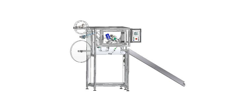 Ultrasonic cutting machine - Assembly and testing systems