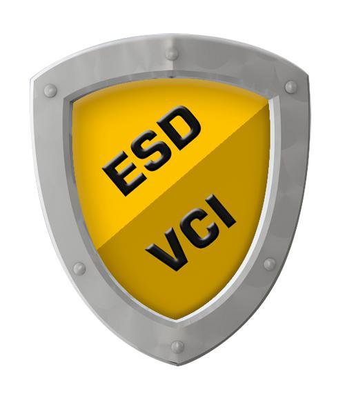 ESD-Verpackungen und VCI-Verpackungen - ESD-Verpackungen
