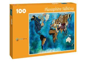 PUZZLE 100P - PLANISPHERE