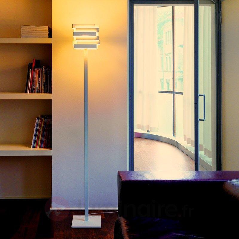 Lampadaire raffiné Escape - Lampadaires design