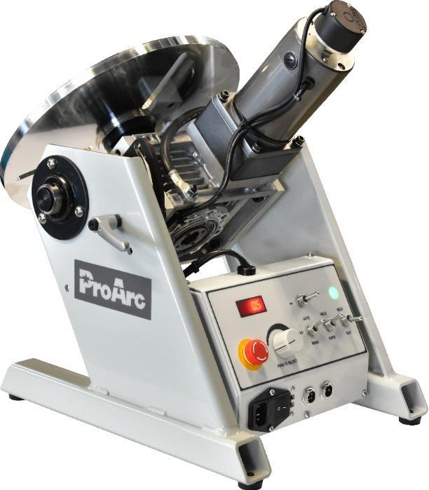 100KG Welding positioner turn table, TIG MIG welding - ProArc PT-103 / 104