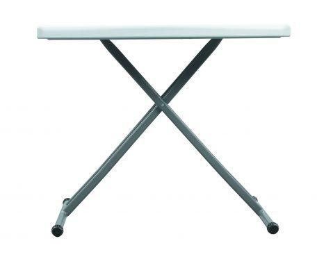 Table Polypro 49.5 X 76 Cm X-up Camping - Tables De Collectivités