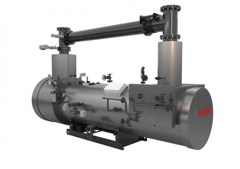 Bosch Caldeira a vapor de recuperação de calor HRSB - Bosch Caldeira a vapor de recuperação de calor HRSB