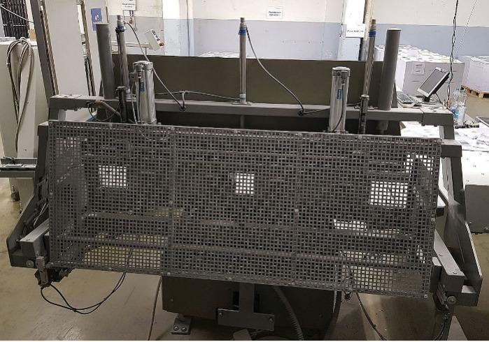 Polar RAMB7 - Used Machine