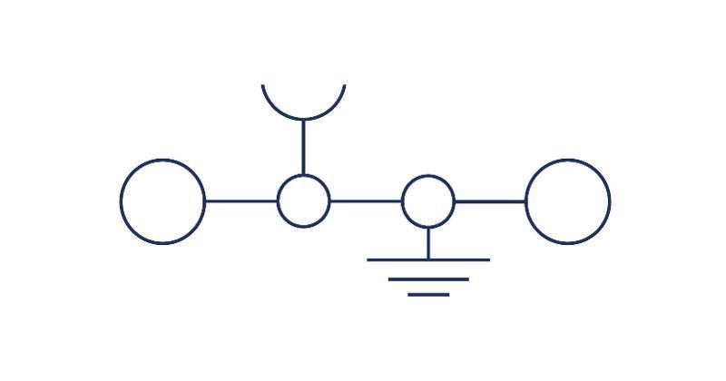 SSL 10/2A GNYE | Schutzleiterklemme - null