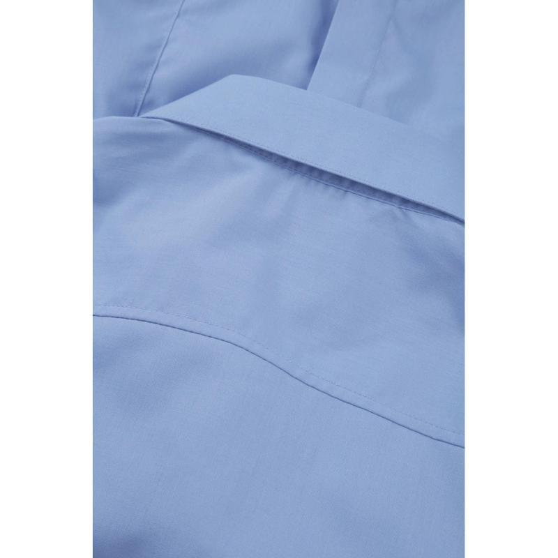 Chemise manches longues Poplin - Femme