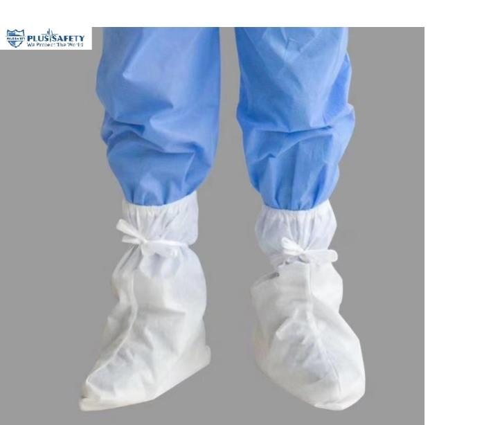 Disposable Medical Waterproof Surgical Boot Shoes C - Disposable Boot and Shoe Covers- Best on the market for protection against sli