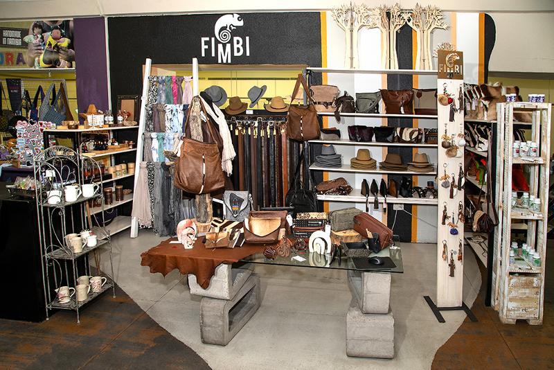 Fimbi Leather - null