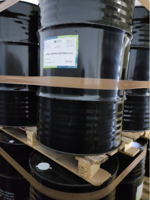 Natural Rubber Latex HA 60% DRC - 60% HA - 60 % DRC concentrated High Ammonia Latex