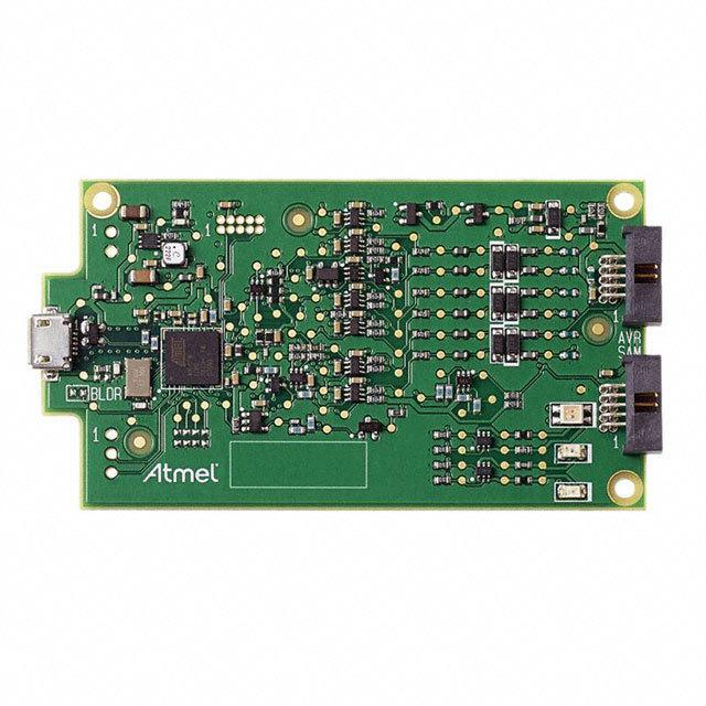 EMU FOR SAM AND AVR MCU PCB ONLY - Microchip Technology ATATMEL-ICE-PCBA