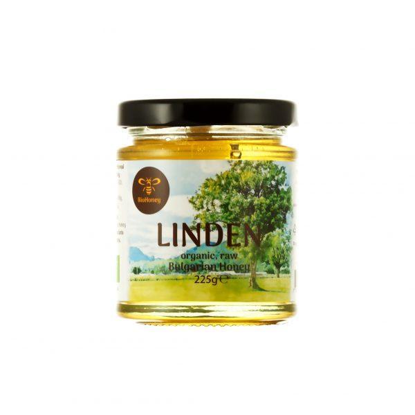 Organic Linden Honey - Bulgarian Linden Honey
