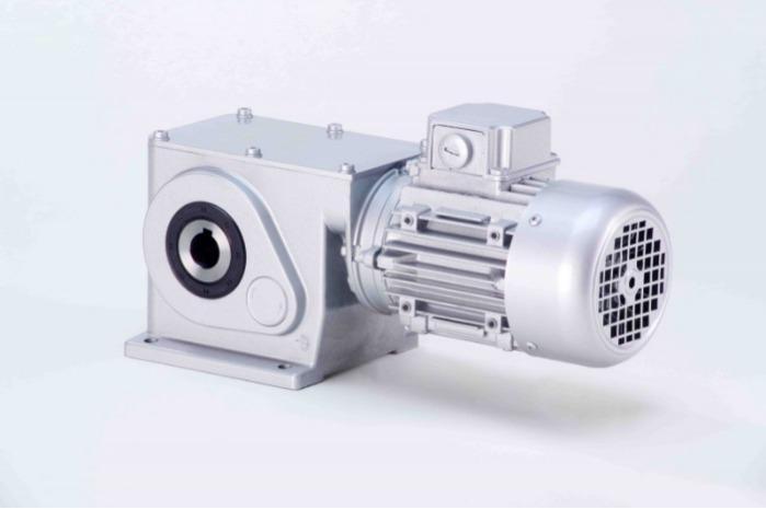 SN19H - Zweistufiger Getriebemotor mit Hohlwelle