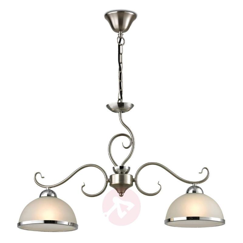 Classik - 2-bulb hanging light - Pendant Lighting