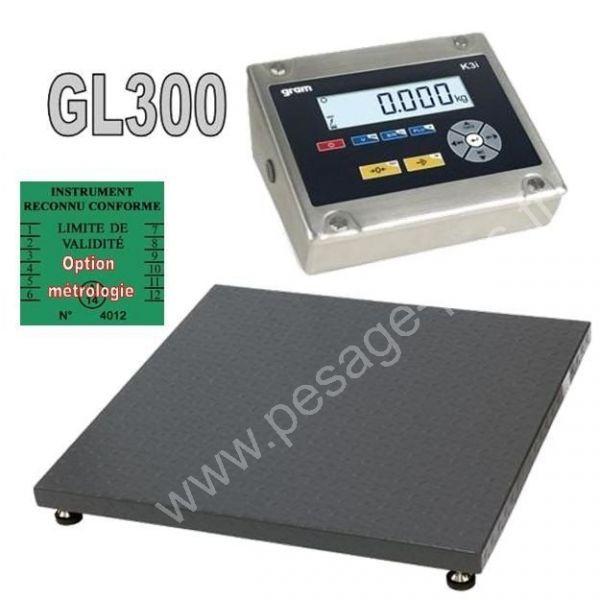 Balance industrielle 300Kgs/ 50grs - Balances industrielles