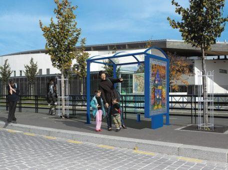 Station Bus Lot - Abrisbus