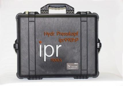 Cases and bags - Tool case for hydraulic crimping head SL990HP
