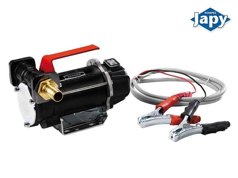 Pompes courant continu 12V ou 24V - FEC5 - null